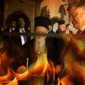 Как самостийники в рясах раздувают мировой пожар