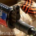 Армия ДНР и группа «Москва-Донбасс»: совместная акция под Донецком