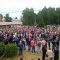 Массовая драка в Пензенской области: один погибший, несколько пострадавших, 174 человека доставлены в полицию