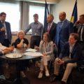 Украинская делегация в ПАСЕ оспорила полномочия России и приостановила свое участие в работе Ассамблеи