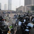 Китайский дракон дрогнул перед гонконгским майданом?