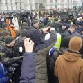 Массовые столкновения в Киеве