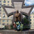 Ивано-Франковск, в котором было уничтожено 50000 евреев, изобилует памятниками их палачам